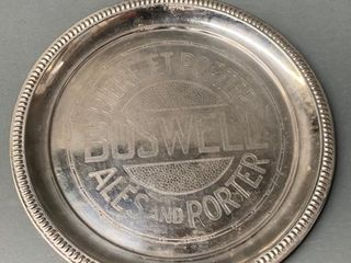 Boswell Ales and Porter Beer Tray