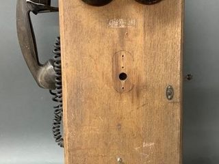Northern Electric Wall Telephone