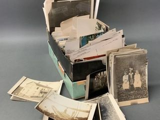 Paper Ephemera Collectables and Photo Plates