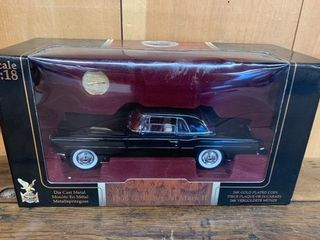 1956 Continental Mark II 1 18 Scale Die Cast Car