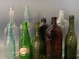 Early Bottle Collection