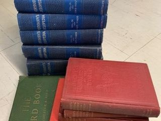 large lot of Misc  Reference Books