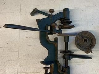 Industrial No 8 Clamp Mount Press