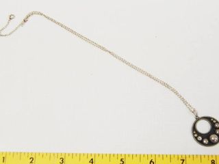 Neat Pendant Necklace