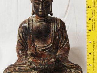 Buddha Statue   Almost 10  Tall