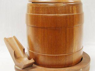 Vintage Wooden Cigar   Decatur Holder   Genuine Walnut   Made in USA