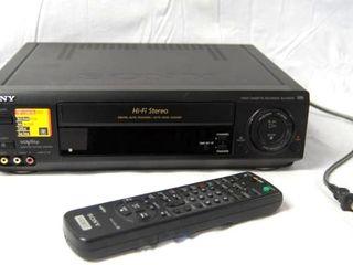 Sony VCR   SlV 685HF