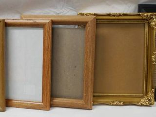 lot of 5  8x10 Picture Frames