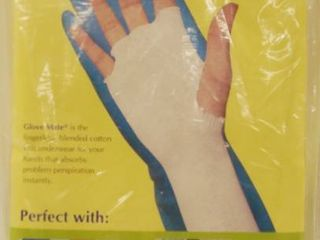 Glove Mate Underwear for Hands that Sweat   10 Packs  in Original Packaging