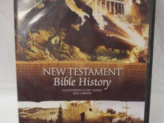 DVD Of The  New Testament Bible History