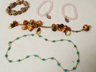 lot of Bracelet s and Necklace