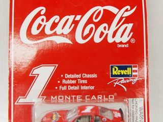 Coca Cola 600 Collectible Car  1   1 64 scale Matchbox Sized Car   In Original Packaging