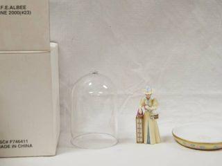 Vintage Miniature Mrs  P F E Albee Figurine