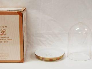 Avon Miniature Mrs  P  F  E  Albee Collectible