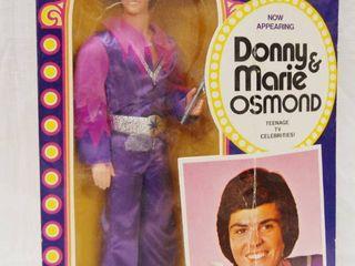 Vintage  Donny Osmond Doll   9767  Mattel  Inc  1976