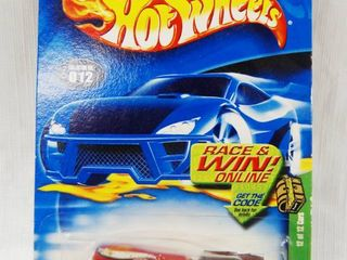 Hot Wheels Collector Car   012  limited Edition  Great Christmas Gift