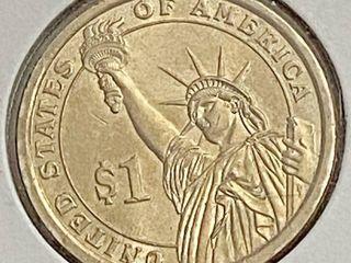 Presidential  1 Coin
