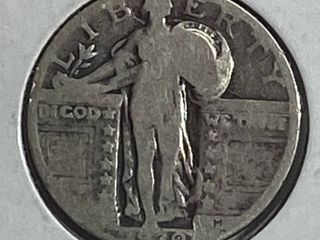 1930 liberty Silver Quarter Dollar