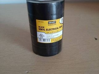5 Pack Vinyl Electrical Tape