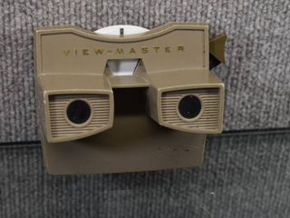 Vintage View Master w Cinderella Slide Works   Sawyer s Inc
