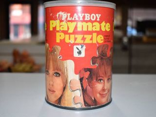 Vintage Playboy Playmate Puzzle   HMH Publishing Co  Inc  1320