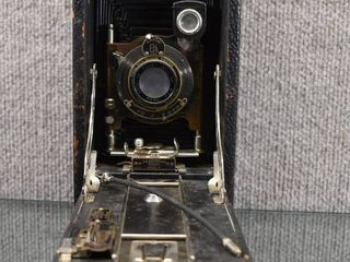 Antique Kodak No 3A Model C Autographic Brownie Camera