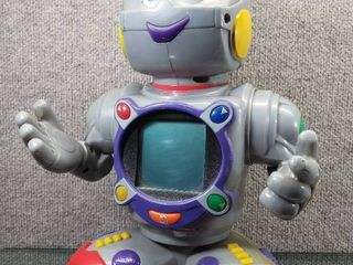 Fisher Price Kasey the Kinderbot   Mattel   Wonderful World of Science   14  Tall