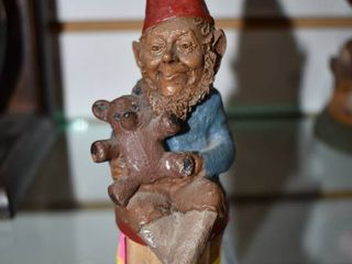 Vintage Tom Clark Gnome Figure 1983  Teddy    Cairu Studios    62   6  Tall