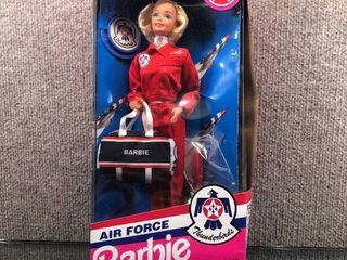 Vintage Air Force Thunderbirds Barbie   1993