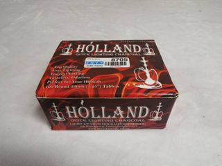 Holland quick lightning charcoal tablet s
