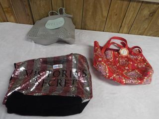 lot of 3 large bag s