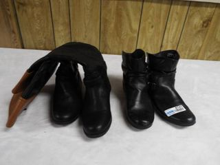 Women s cato boot s size 10 and a pair of simply styled boot s size 10M
