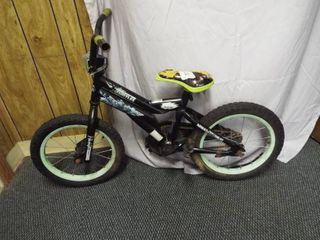 Boy s 16  ninja turtle bike