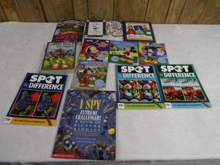 lot of various kid s book s