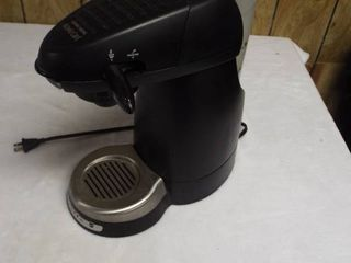 Black and decker home care coffee pot