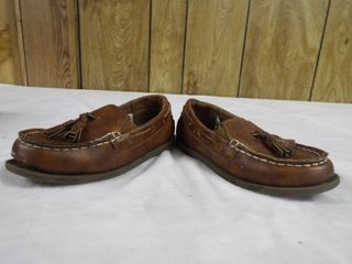 Boy s carter dress shoe s  size 12