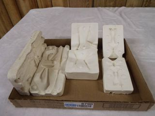 lot of 3 different mold s
