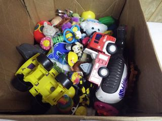 large lot of various kid s toy s
