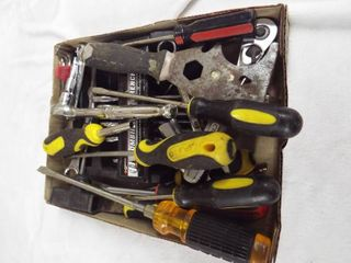 lot of various tool s