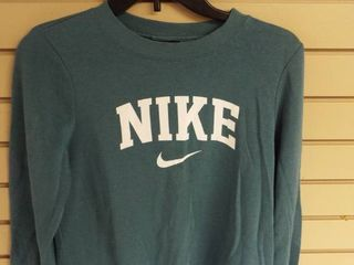 Women s pull over Nike sweater  size XS