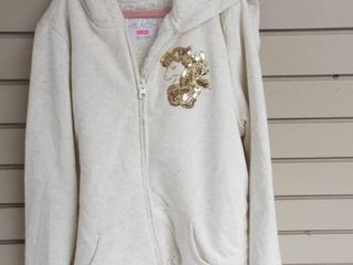 Place girl s unicorn sweater  size l  10 12