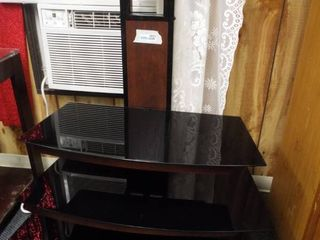 TV stand with mount  48  T  41  W  20 5 D