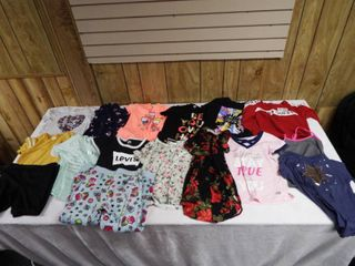 lot of girl s clothe s  size s 7 8 8