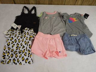 Girl s clothe s some new with tag s  size s 2T  3T