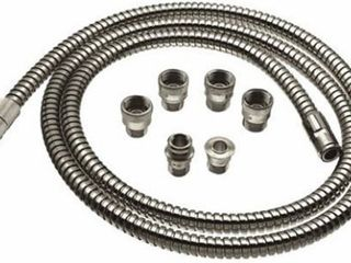DANCO Faucet Pull Out Spray Hose for Kitchen Pullout Heads  Gray RETAIl  11 98