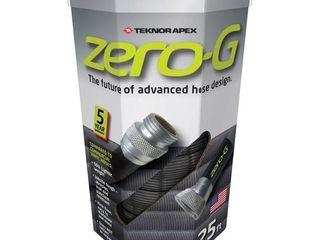 Teknor Apex Zero G 5 8 in  Dia  x 25 ft  l Garden Hose 36 99