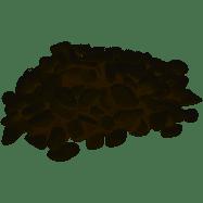 Rain Forest White Egg Rock RETAIl  27 56