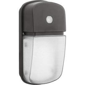 lithonia lighting 1 Head Bronze lED Wall Pack light RETAIl  74 98