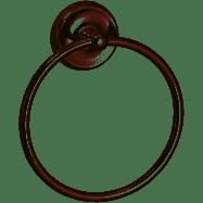 Reveal By Gatco Towel Ring Chrome Finish Fine Bathware RETAIl  18 98