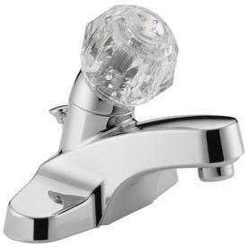 Peerless P188621lF Choice Single Handle lavatory Faucet  Chrome RETAIl  47 60